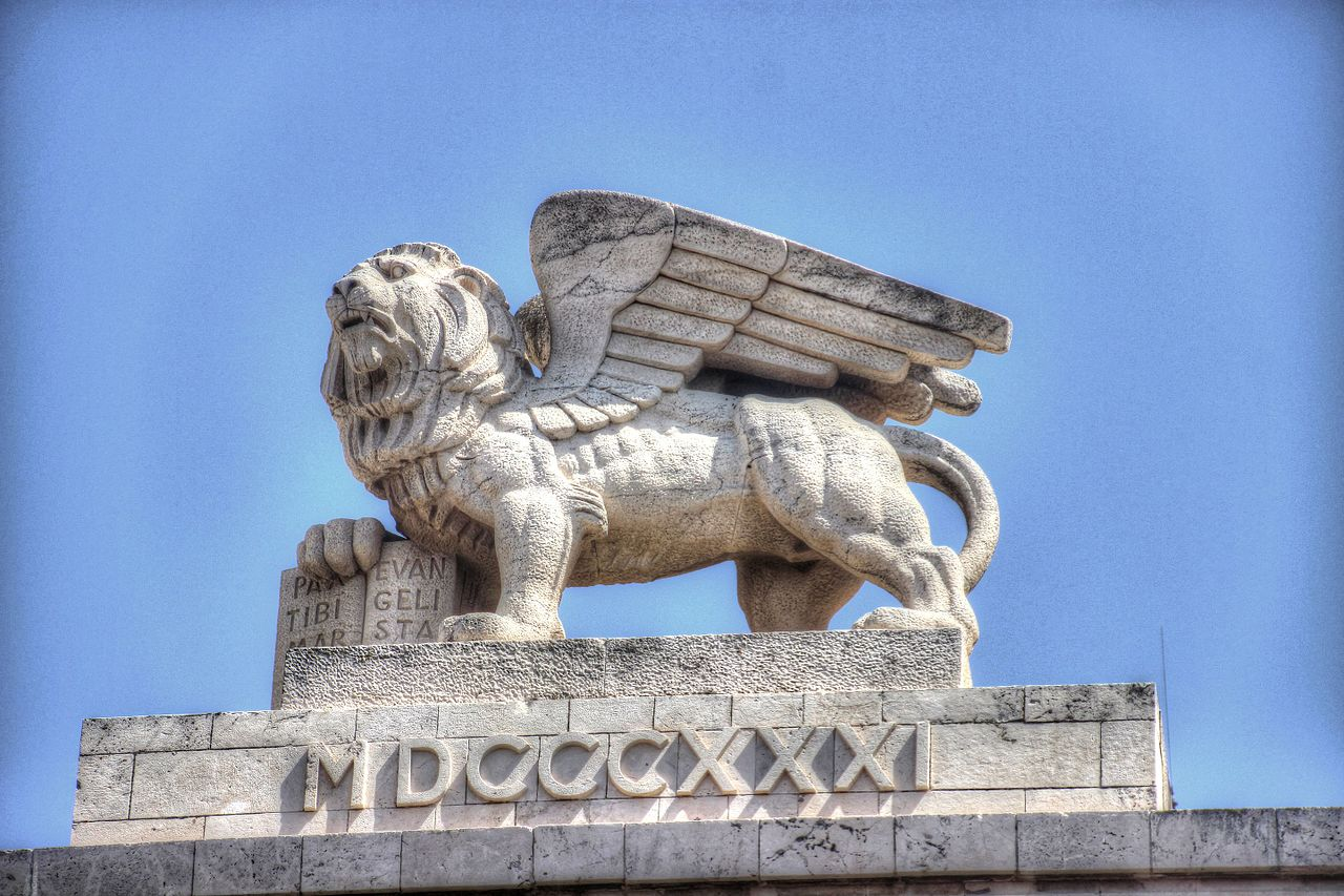 Winged Lion Of GENERALI